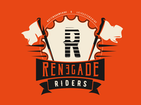 Renegade Riders - Orange 'n' Gears