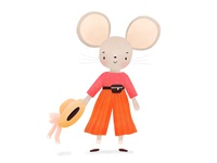 Mouse Girl
