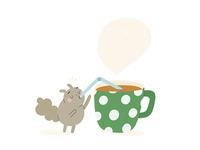 Coffee break / Coffee spirit
