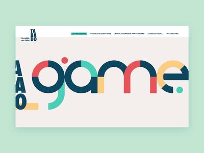 💻• Homepage • Tabado Games