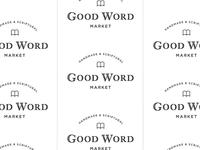 Good Word Market Packaging Tape