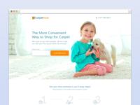 CarpetDeals.ca - Landing Page