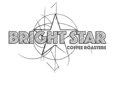 Logo for Coffee Roasting Company design coffee shop typography branding logo graphic design roasting sketch coffee