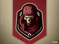 Apex Legends Revenant's Badge Logo Design