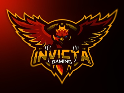 Invicta Gaming By Hassan - Dribbble