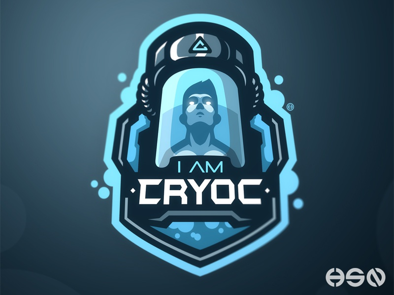 I am cryok man in the cryogenic chamber