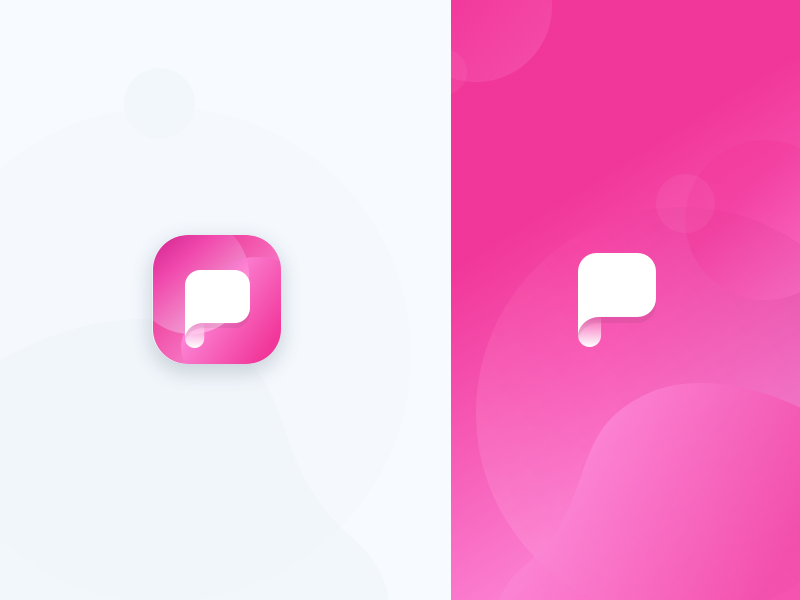 Pink Page Dating App by Lucy on Dribbble
