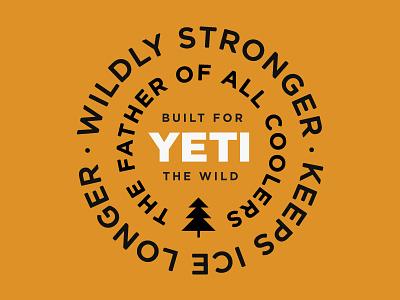 RIP stronger type wild pine tree ice coolers yeti