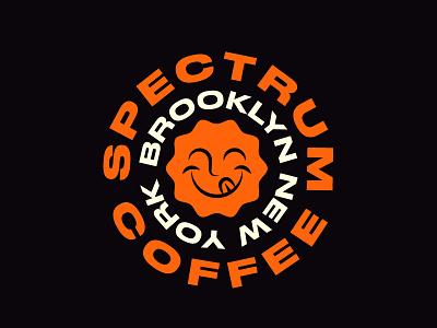 Spectrum Coffee Logo Not Used bright yum new york sun coffee
