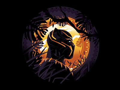 Black Panther Wide New marvel wakanda panther black blackpanther