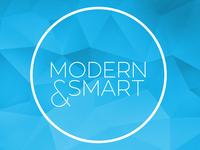 Modern & Smart logo