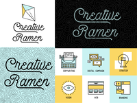 Creative Ramen Brand