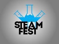 STE(A)M Fest Logo