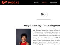 Phocaz Wordpress Child Theme