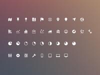 SEOface icons preview
