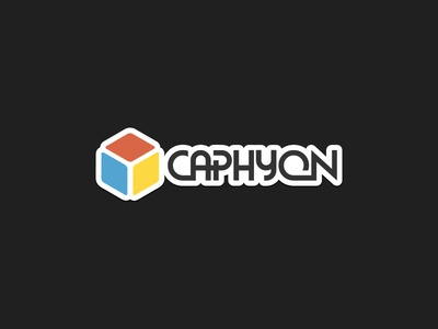 Caphyon sticker