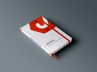 Jaspero Rebrand - Notebook
