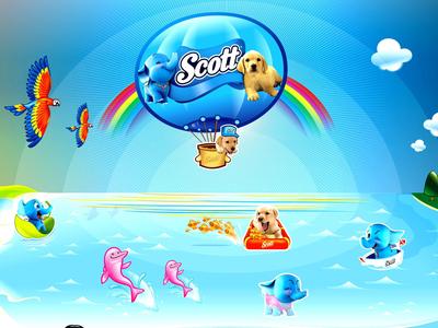 Poster for SCOTT