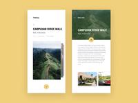 Trekking App