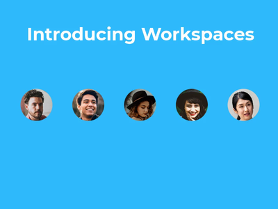 Workspaces Animation