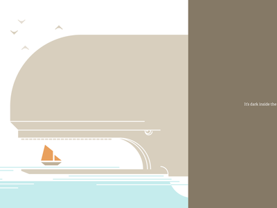 *Mystery* Storybooks Whale Spread illustration book design storybook book scandinavian art indie game game burly men at sea