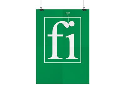 Poster Graphic Design Festival Breda typography design graphic poster