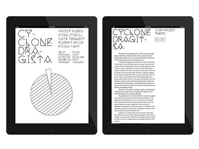 If:book Australia Lost In Track Changes epub design graphic book ebook e-book