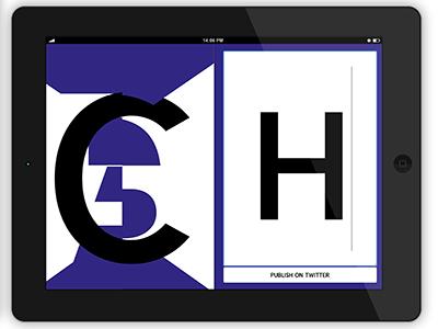 Alphabet2 week dutch publishing publication hybrid design graphic book ebook e-book