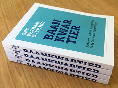 Baankwartier ebook and book bound print publishing publication hybrid design graphic book ebook e-book