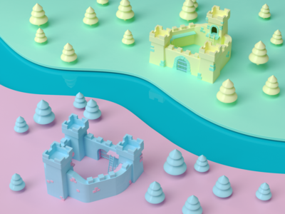 Kingdoms and Colors