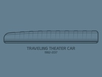 Traveling Theater Car
