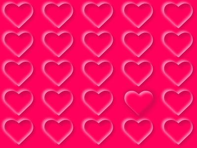 Neomorphic Hearts design lovely favorites likes like ui trends trends neomorphic icons neomorphism neomorphic icons icon favorite unlike like button love hearts heart valentine day valentine