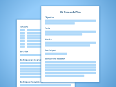 UX Research Plan