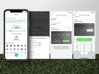 App Applaude - donation payment