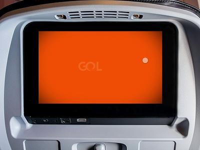 GOL Inflight Entertainment - Concept Part 1 of 2 together share flight app flight voo entertainment movie website brazil product mobile app design ux ui