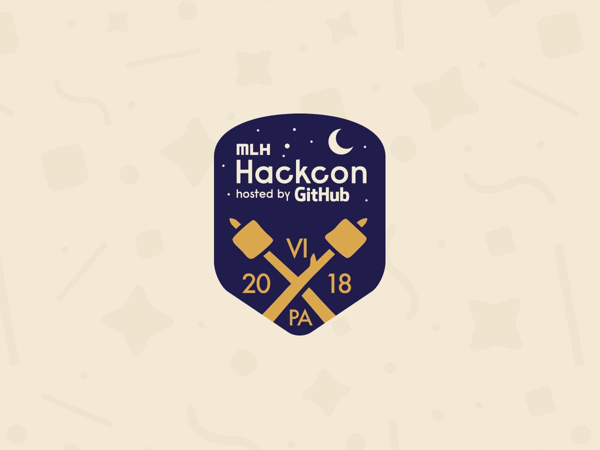 MLH Hackcon camp camper 2018 github conference hacker hackcon mlh