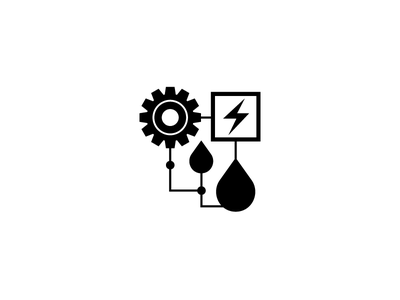 Hydroelectric mexico quito ecuador vector sign pictogram symbol geometry icon a day iconography icon water government economy infrastructure energy