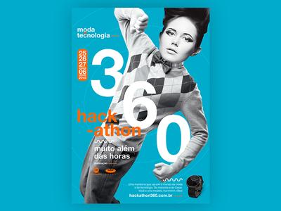 Hackathon 360 Key Visual #01