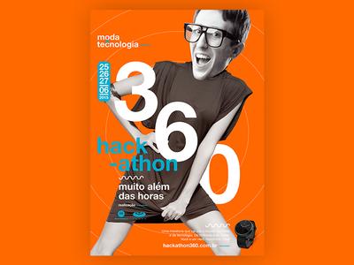 Hackathon 360 Key Visual #02