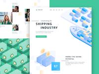 Navigo Ico Landing Page