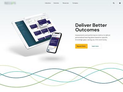 Healthcare Dashboard Showcase learning
