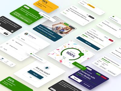 Design System for Relias branding design system