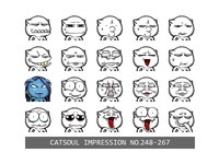 Catsoul expression No.248-27