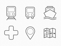 Icon Design Exploration