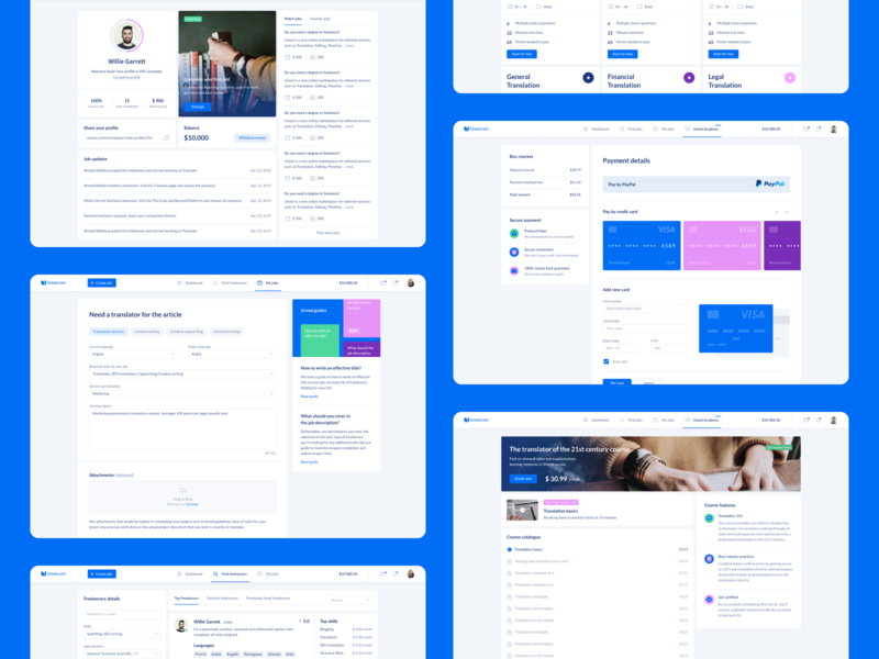 Global writing freelancing platform network search course video lessons payment copywriting writing learning platform education guide employee marketplace job search freelancer uiux user interface checkout cart dashboard mentalstack