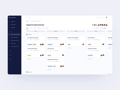 Task Management Tool done in progress work business tool teamwork agile pipeline drag and drop project management board trello management tool jira to do card list assignment interaction dashboard task manager mentalstack