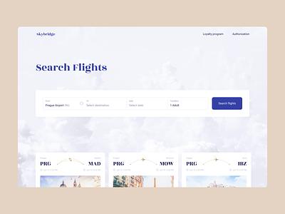 Charter flights rent application search home uiux booking rent charter travel trip tickets flight plane app product design website mentalstack