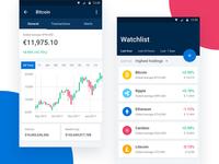 Coin Mobile App