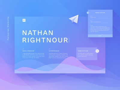 Nathan Rightnour Personal Website