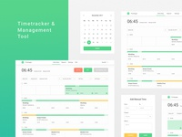 Timetracker and management tool